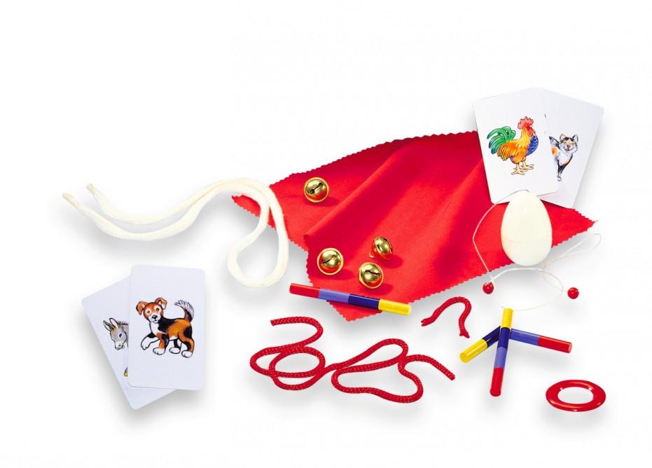 zaubertricks für kindergeburtstag
